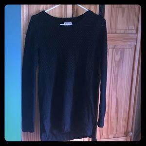 Women's Black Sweater
